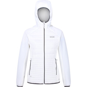 Regatta Andreson V Jacket Women, white/white